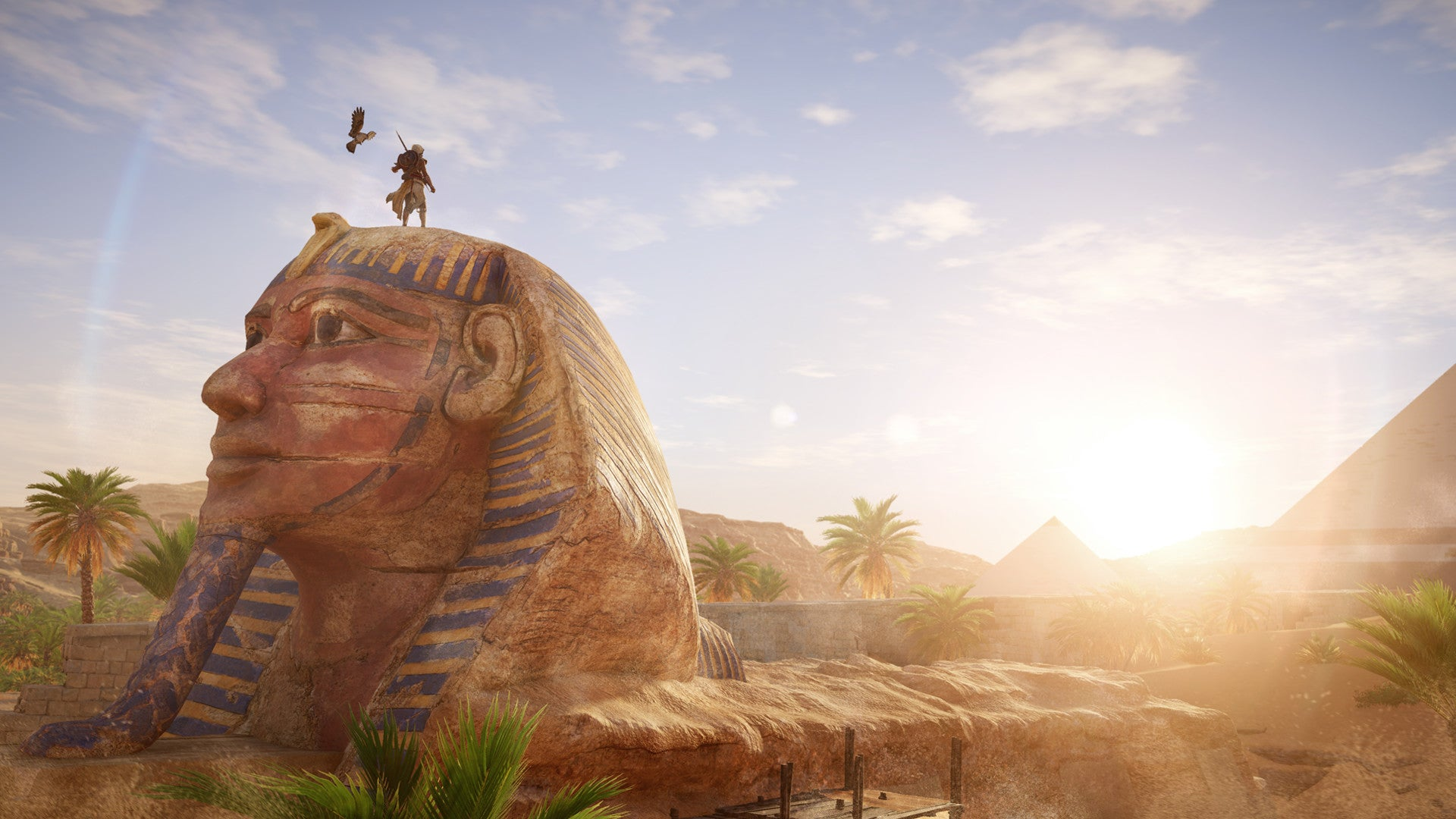 3 Rules The Makers Of Assassin's Creed Origins Used To Design Quests