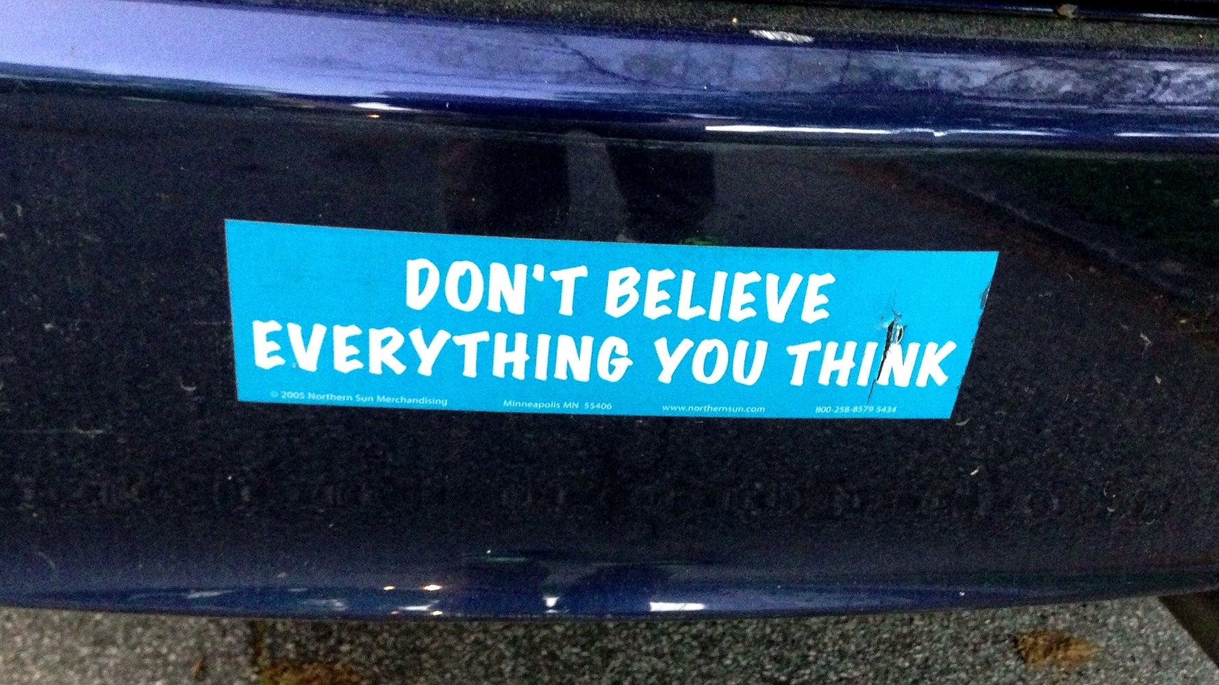 beliefs mindset psychology