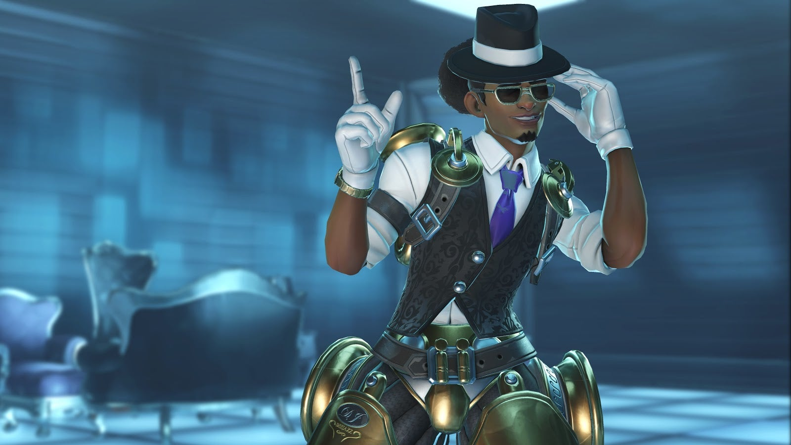 Let's Talk About Lucio's New Overwatch Skin, Which Is Bad