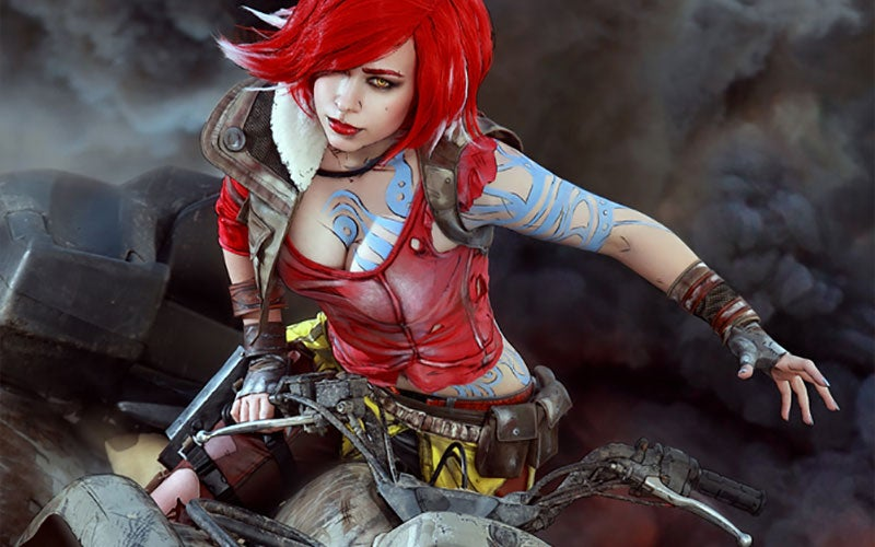 borderlands-2 cosplay