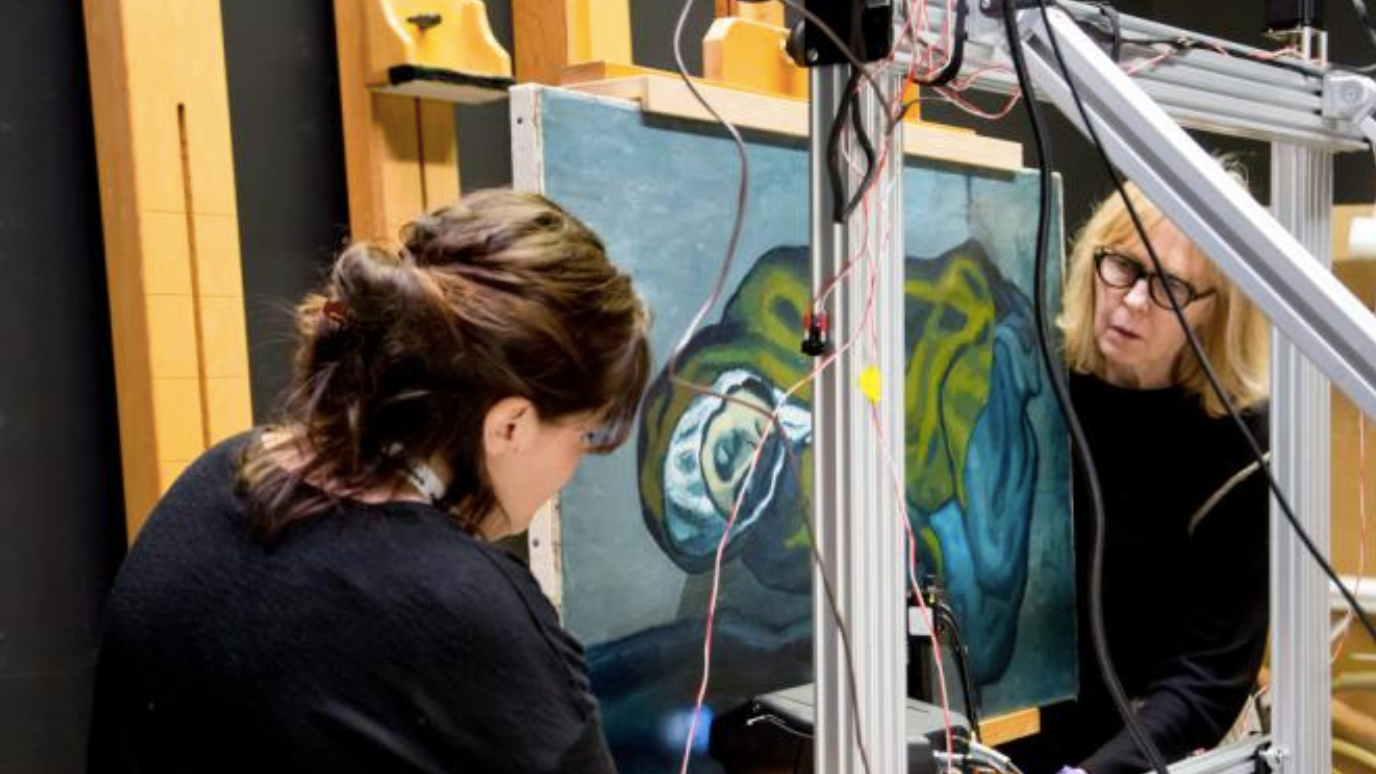Science Reveals Hidden Secrets In Picasso Works