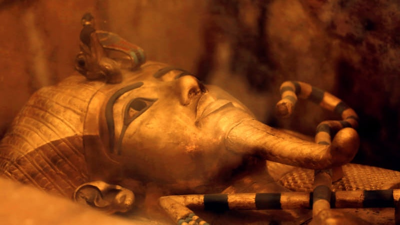 aliens ancient-egypt dang meteoric-iron space-dagger the-answer-is-always-aliens tutankhamun
