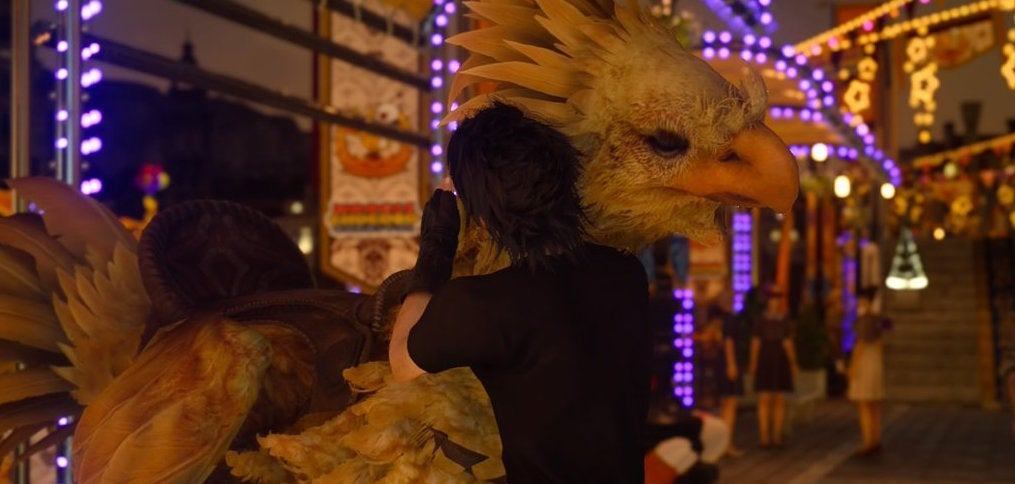 I Went To Final Fantasy 15's Moogle Chocobo Carnival So You Don't Have To