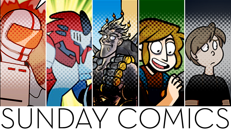 sunday-comics webcomics