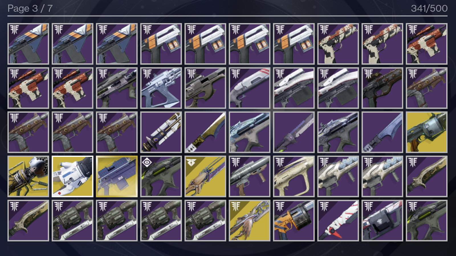 Help, I'm Drowning In Destiny 2 Gear
