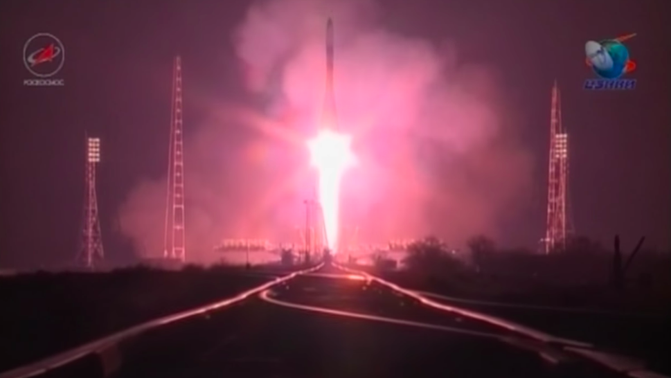 Russian Cargo Ship Destroyed En Route To The ISS