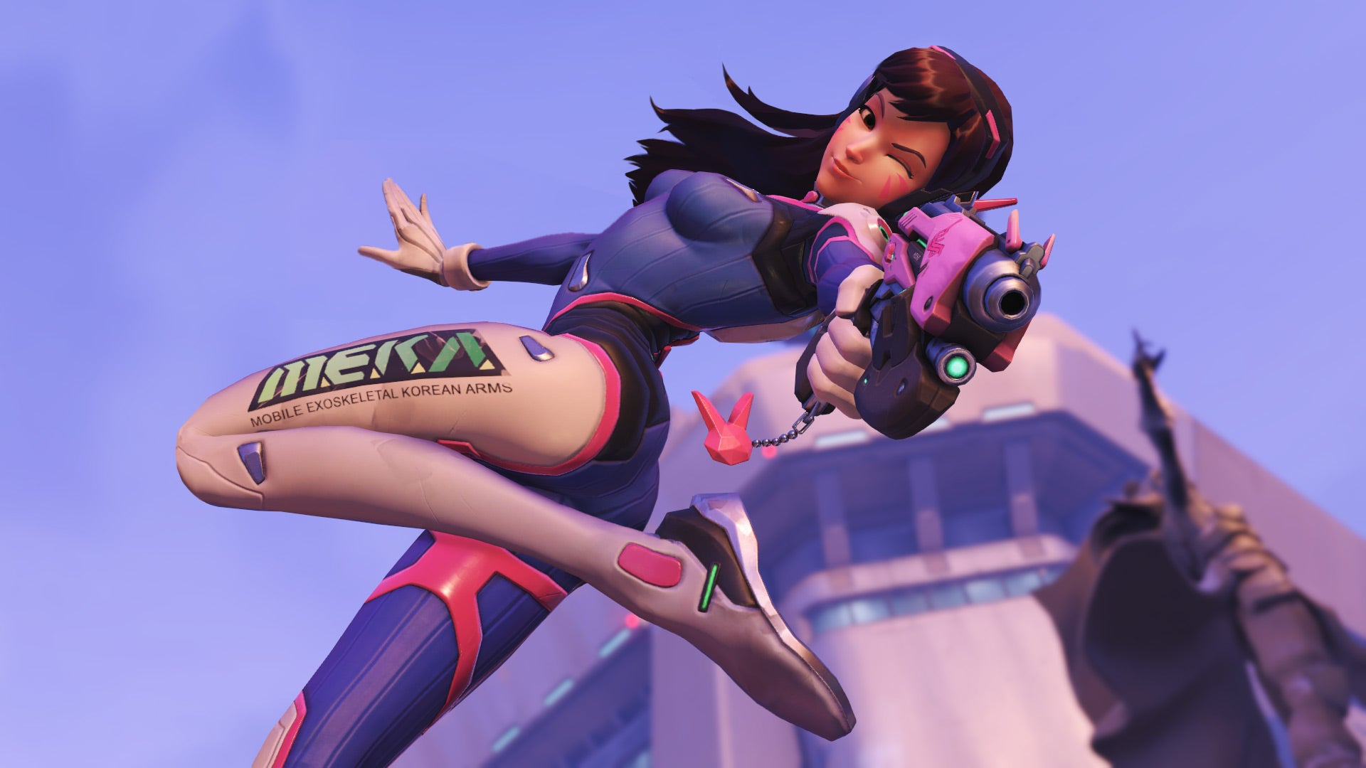 Buggy D.Va Was Temporarily Unplayable In Overwatch