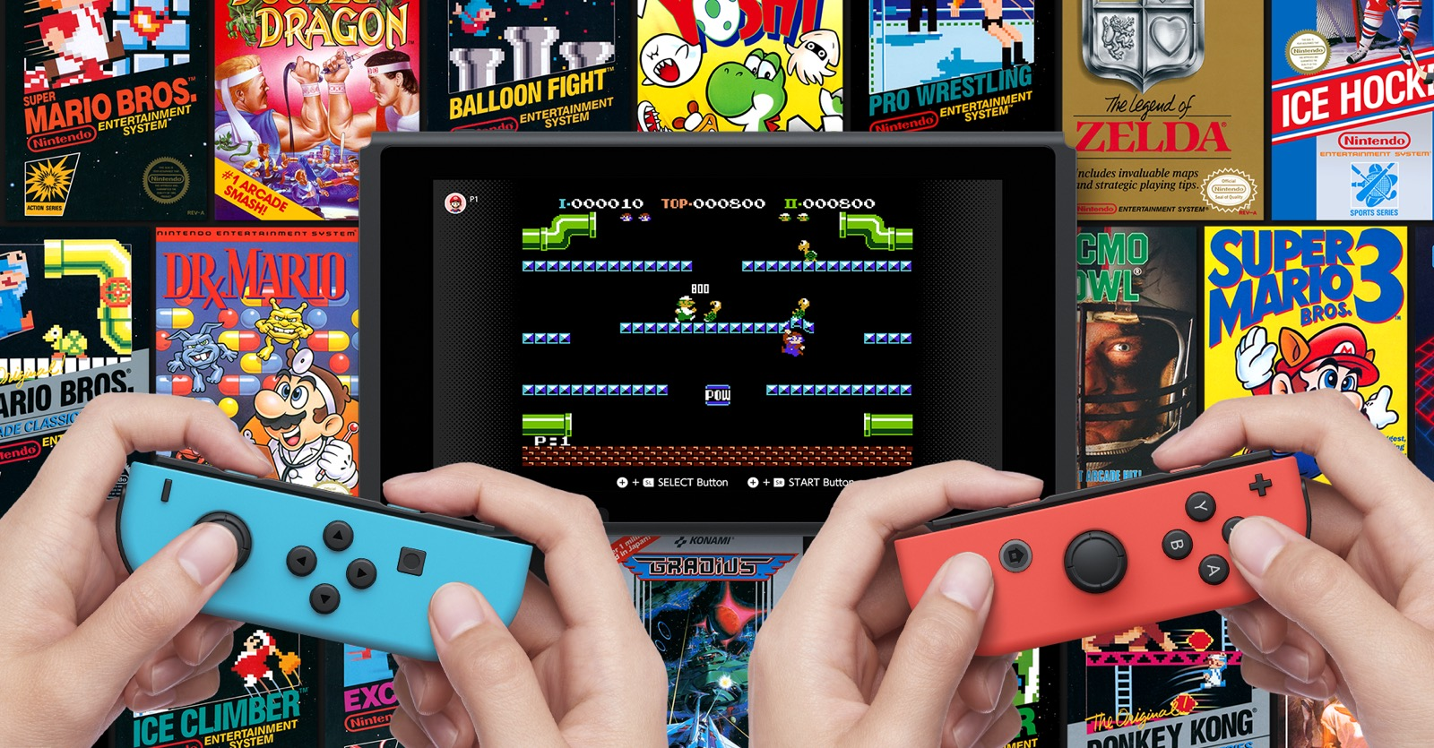 Hackers Have Already Cracked Open The Switch Online's NES Library