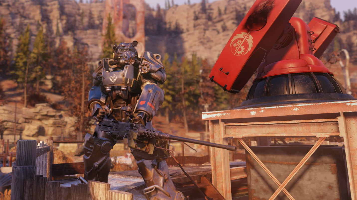 Fallout 76 Easter Egg Pokes Fun At Lore Inconsistencies