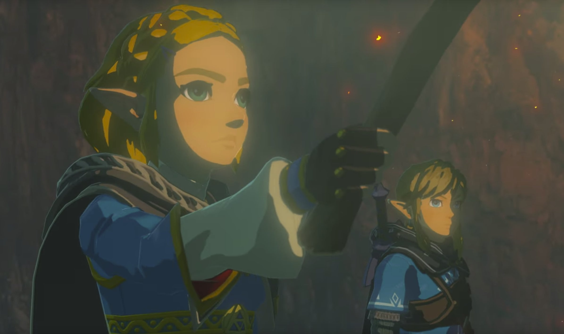 A Wishlist For The Legend Of Zelda: Breath Of The Wild Sequel