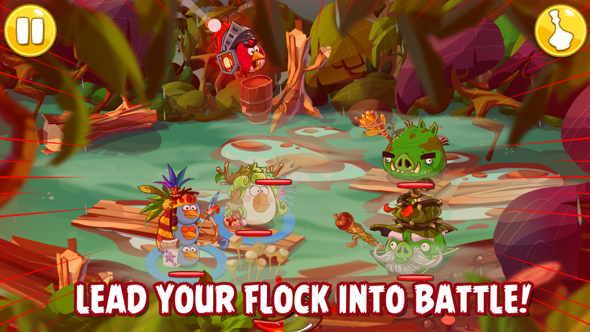 Rovio's next Angry Birds