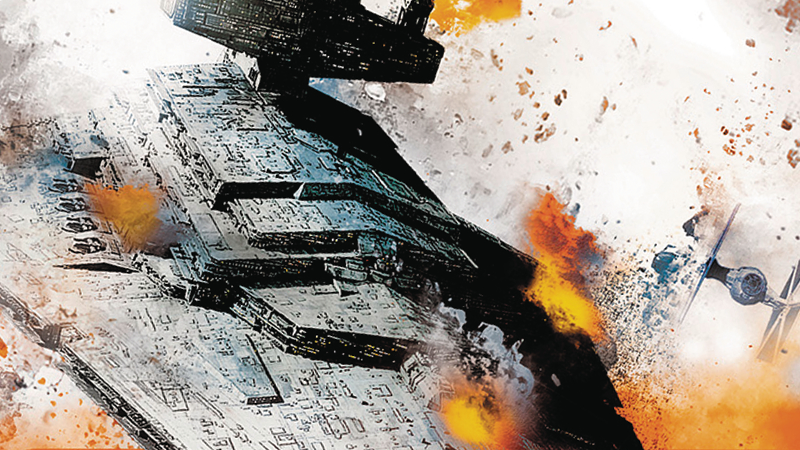 Aftermath: Empire's End Just Revealed A Ton About New Star Wars Universe