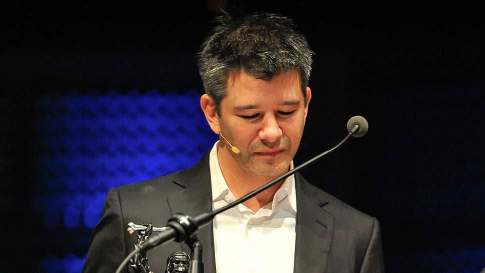 Uber CEO Loses His Mother In A Tragic Boating Accident