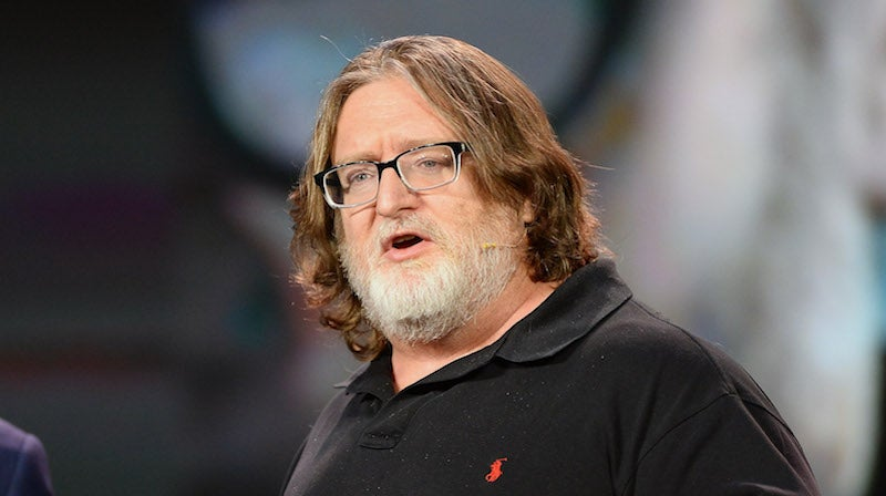 Gabe Newell Is Worth More Than Donald Trump