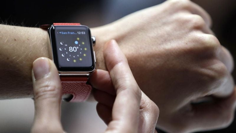 idc smartwatch smartwatches wearables