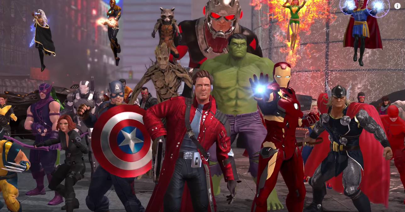 Marvel Heroes Players Are Demanding Refunds For In-Game Purchases