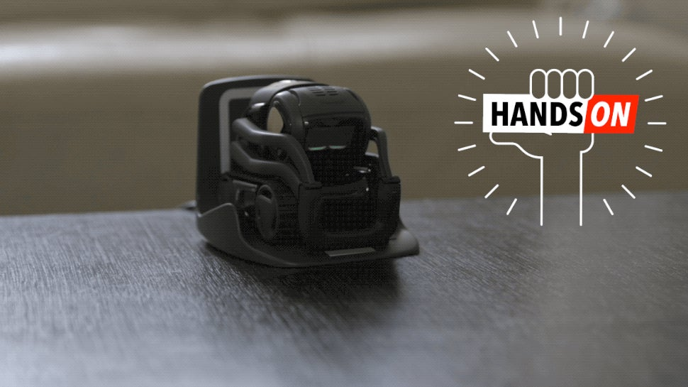 I Kind Of Want This Tiny Robot To Control My Home