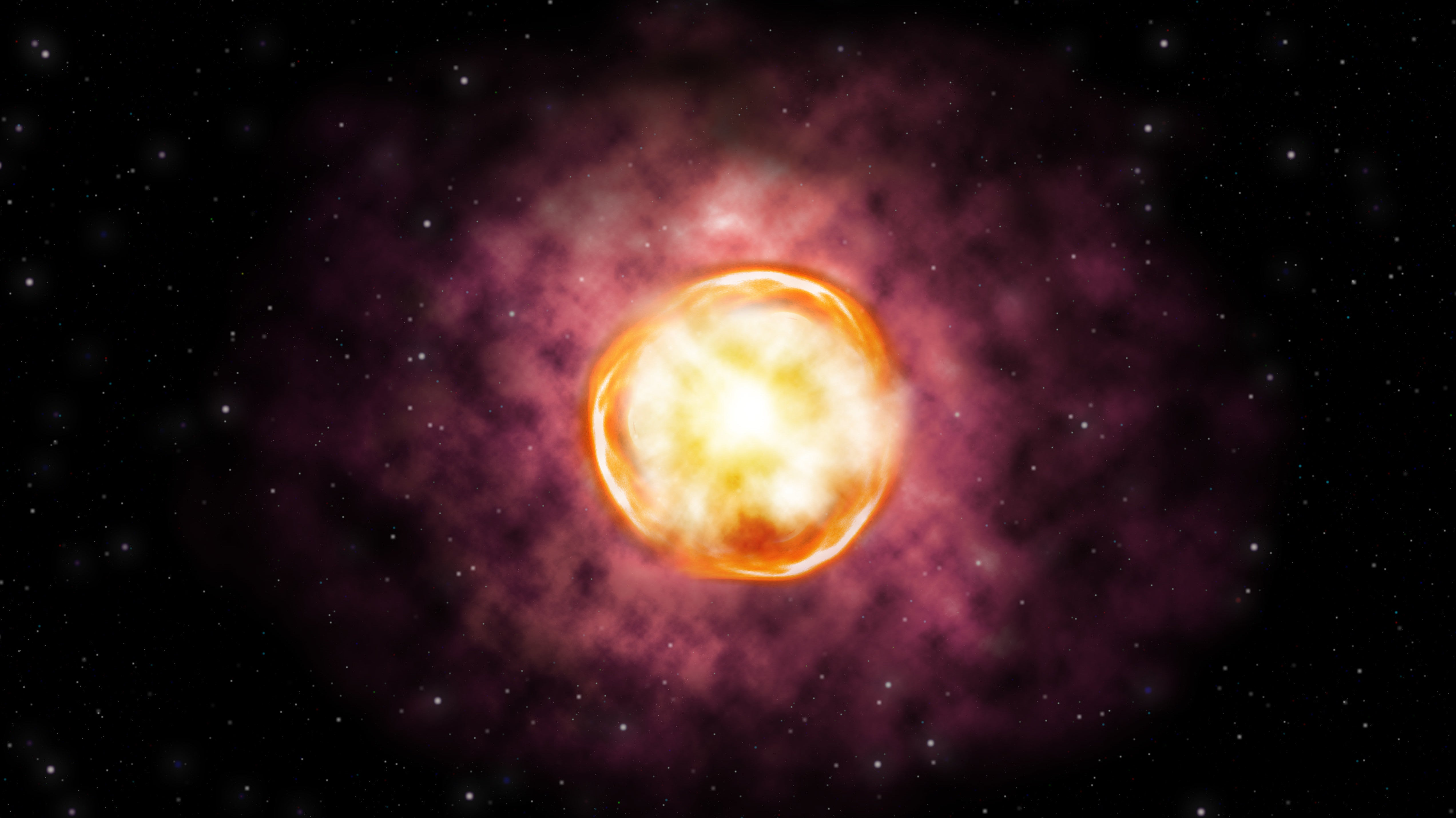 This Enormous Supernova Was Unlike Anything Seen Before