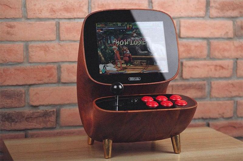 8bitdo arcades hardware retro