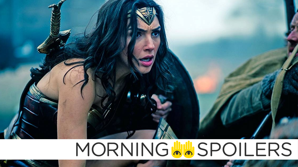More Rumours About The Big Villain Of Wonder Woman
