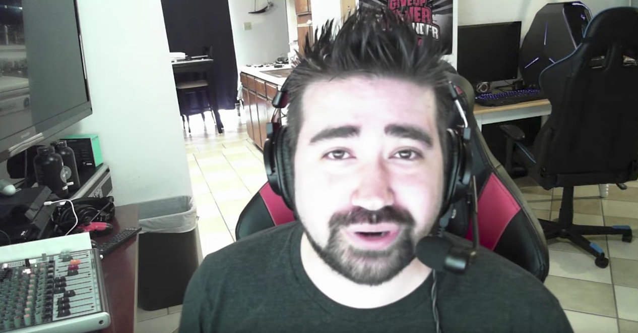 Angry Joe's Fans Can't Deal With Him Taking A Vacation From YouTube