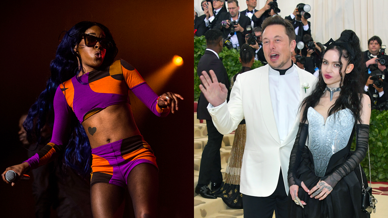 Elon Musk Responds To Azealia Banks' Claims Of Ghosting, Tweeting, And LSD: I Don't Know Her