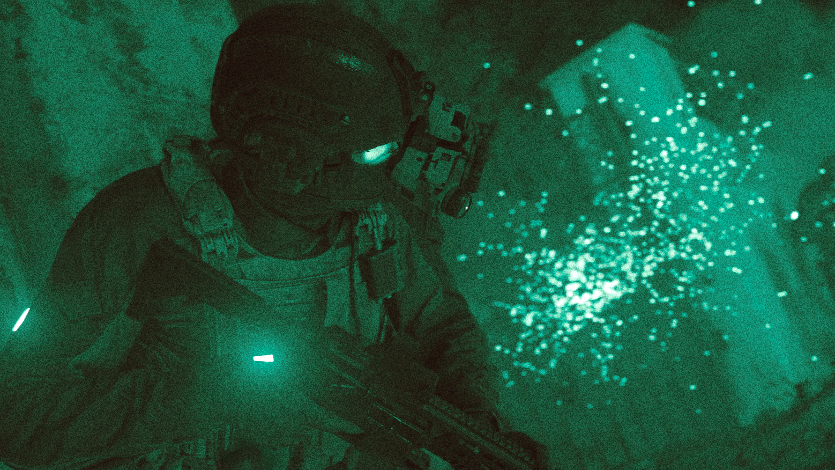 Modern Warfare Makes Night Vision Goggles Mandatory (And Fun)