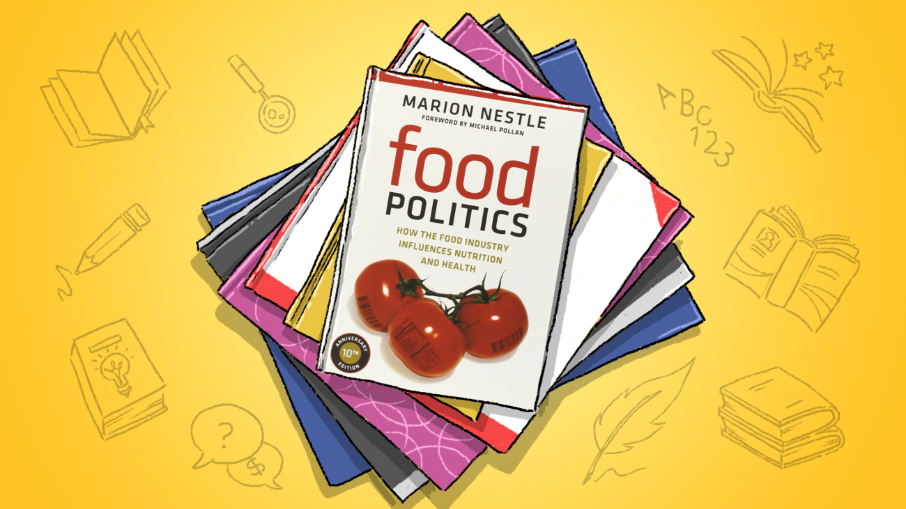 book-reviews editors-picks food nutrition politics stuff-we-like vitals