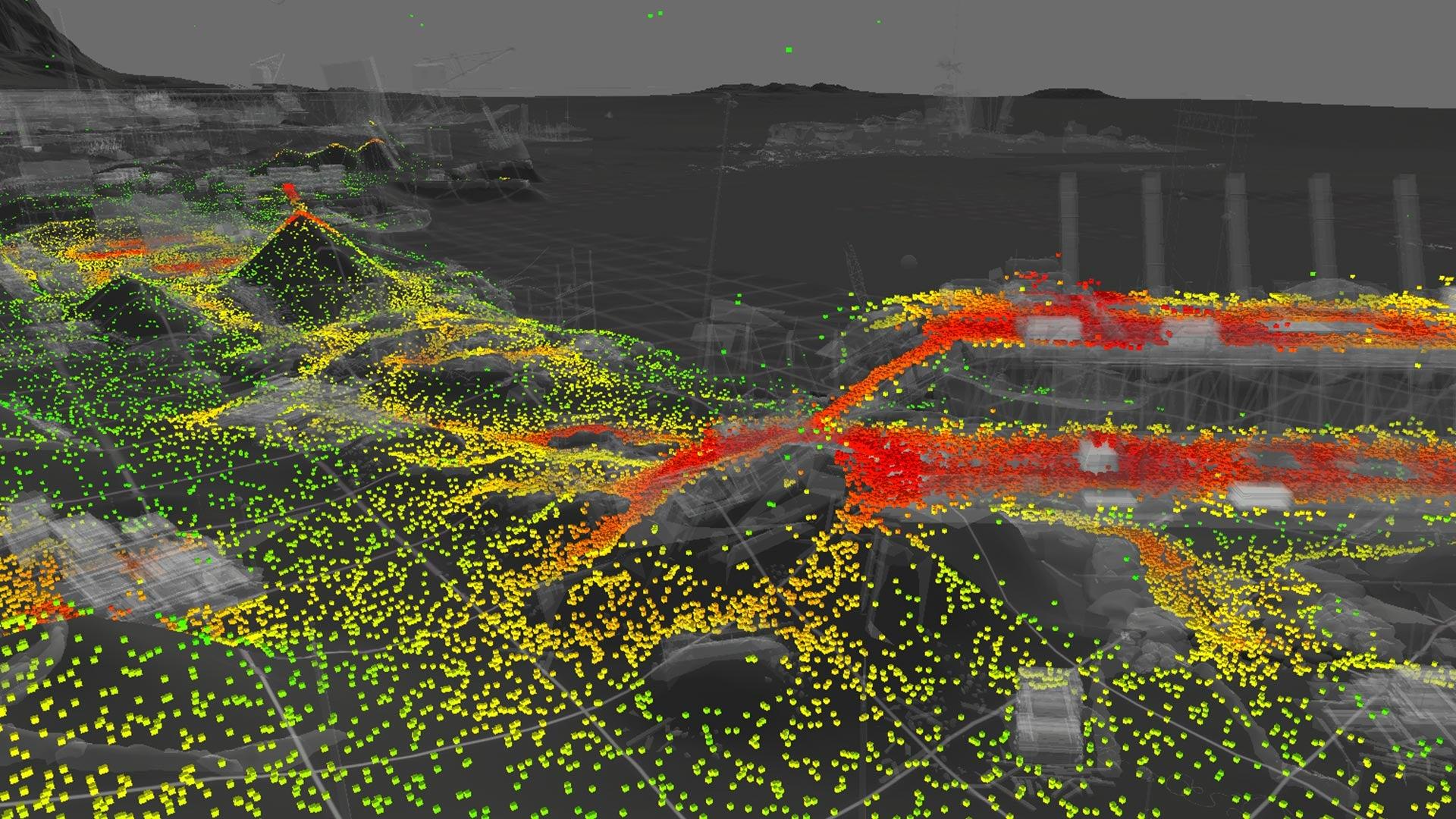 Battlefield V Heat Maps Are Beautiful