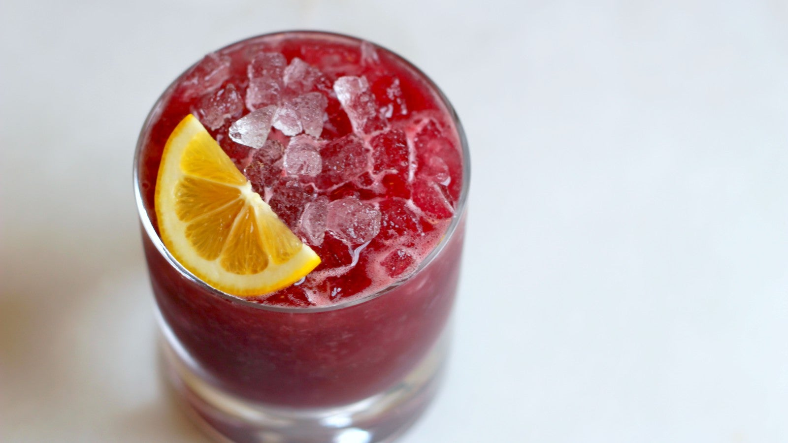 3-Ingredient Happy Hour: A Blackberry Jam Bramble