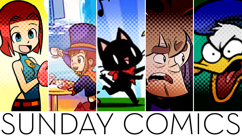 Sunday Comics: Giant Ball Of Junk