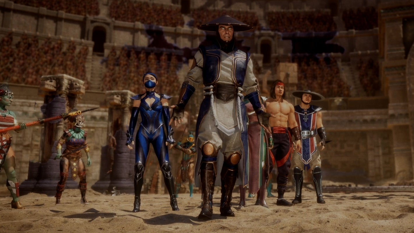 Mortal Kombat 11 Has A Great Story Mode