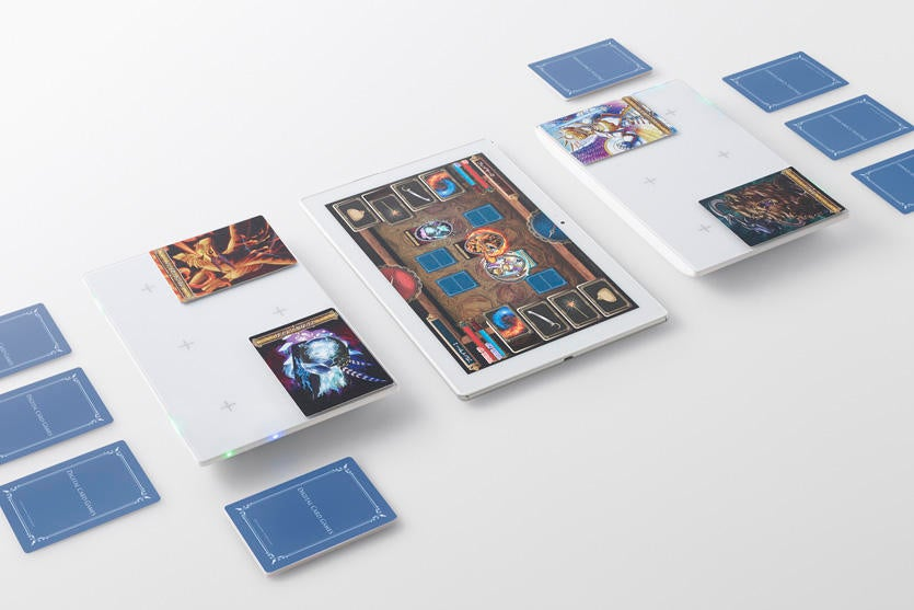 Sony Just Announced A New Way To Play Card Games