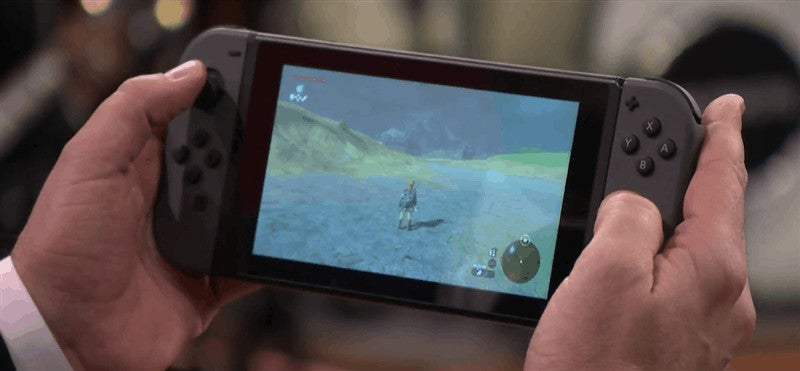 What We Know About The Nintendo Switch's Garbage Graphics