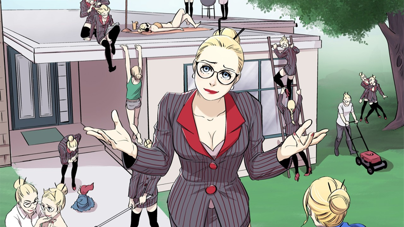 Paradox Girl Is One Of The Best Time Travel Series We've Read All Year