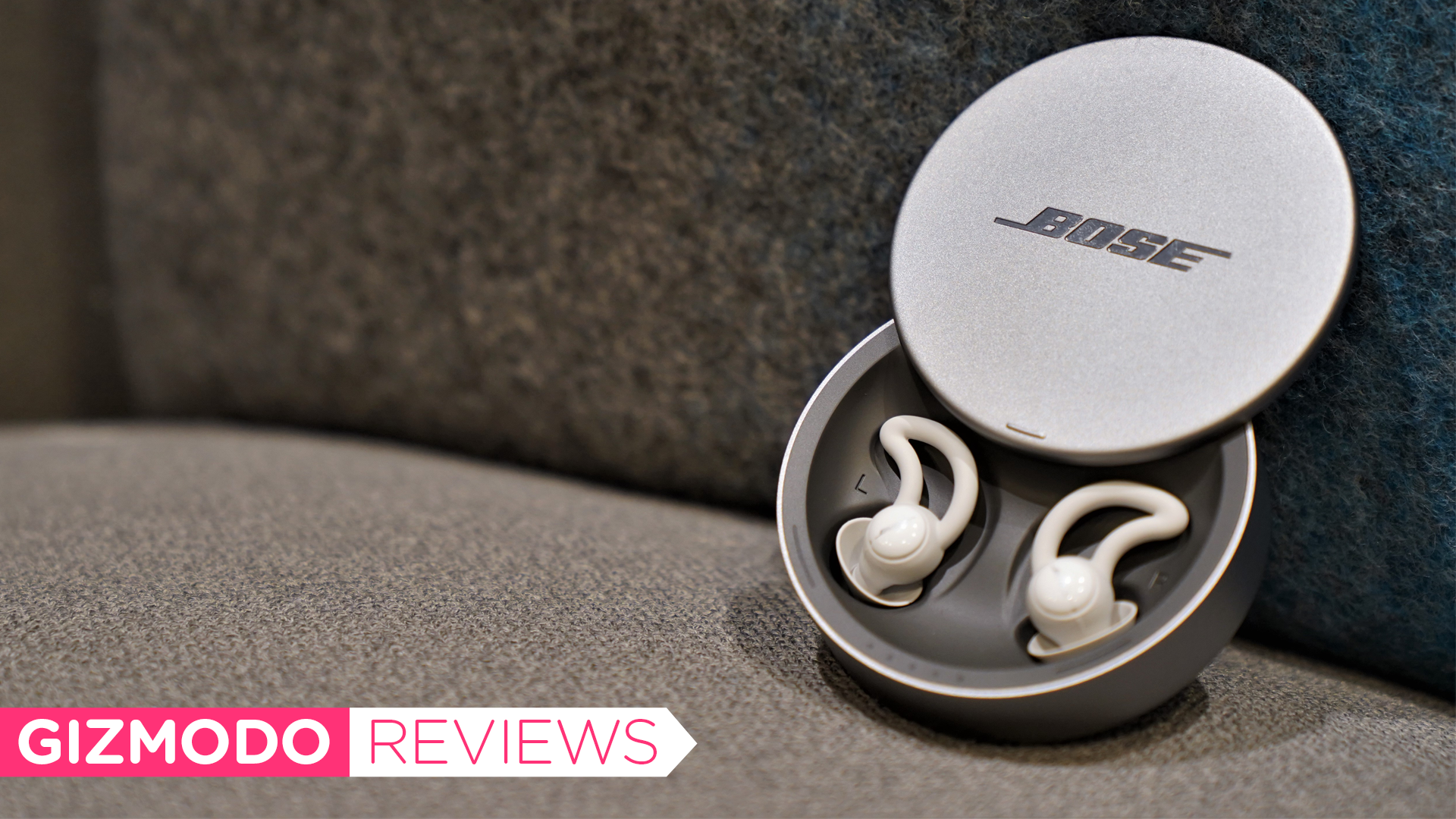 Bose Has A Pricey Winner With Its Sleep-Friendly Earbuds