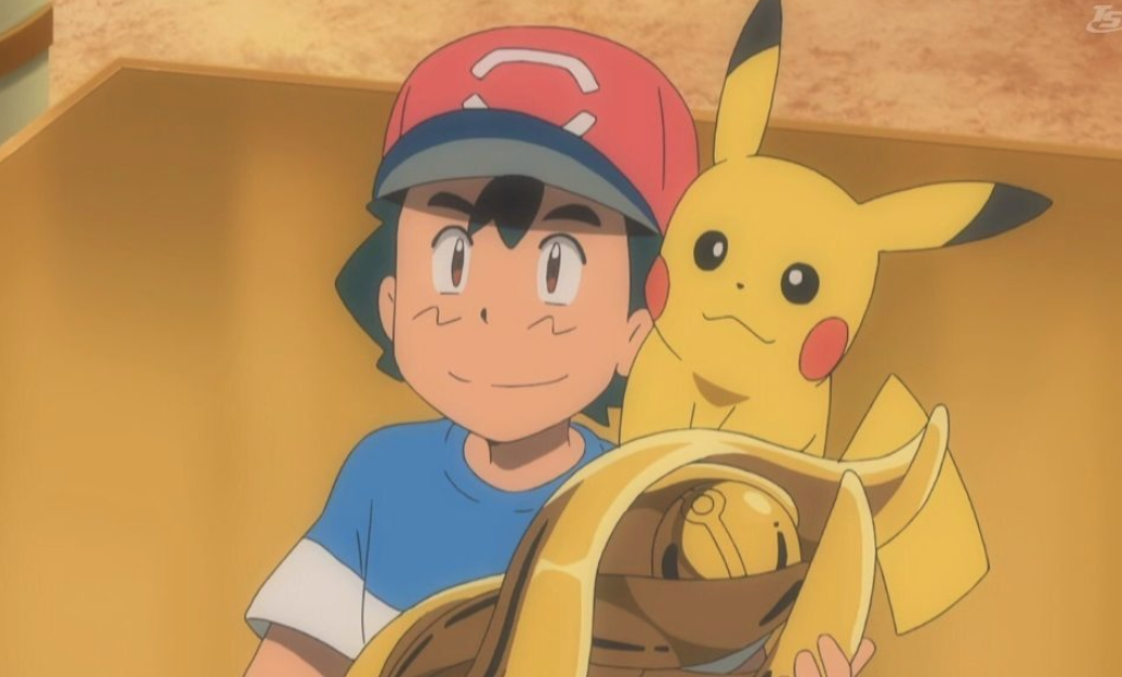 Ash Just Won A Pokémon League In The Anime