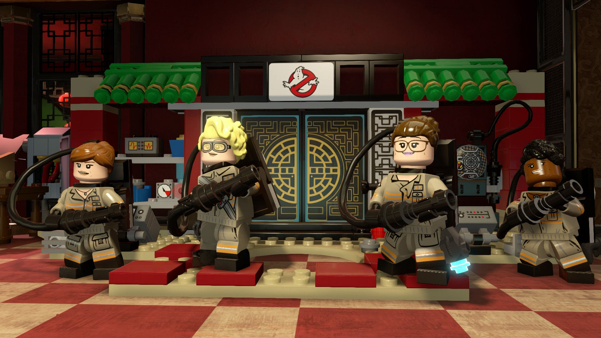a-team adventure-time ghostbusters harry-potter lego lego-dimensions wbie year-two