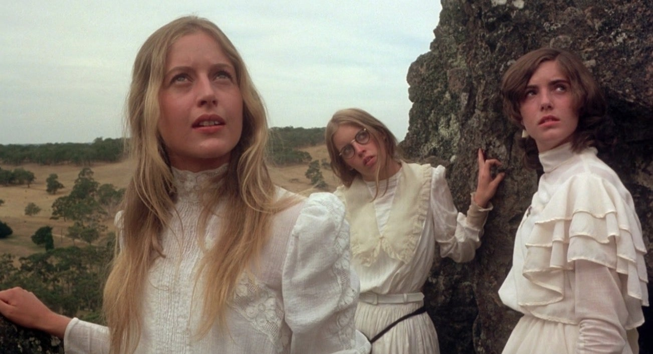 The Original Picnic At Hanging RockIs The Dreamiest Nightmare Ever