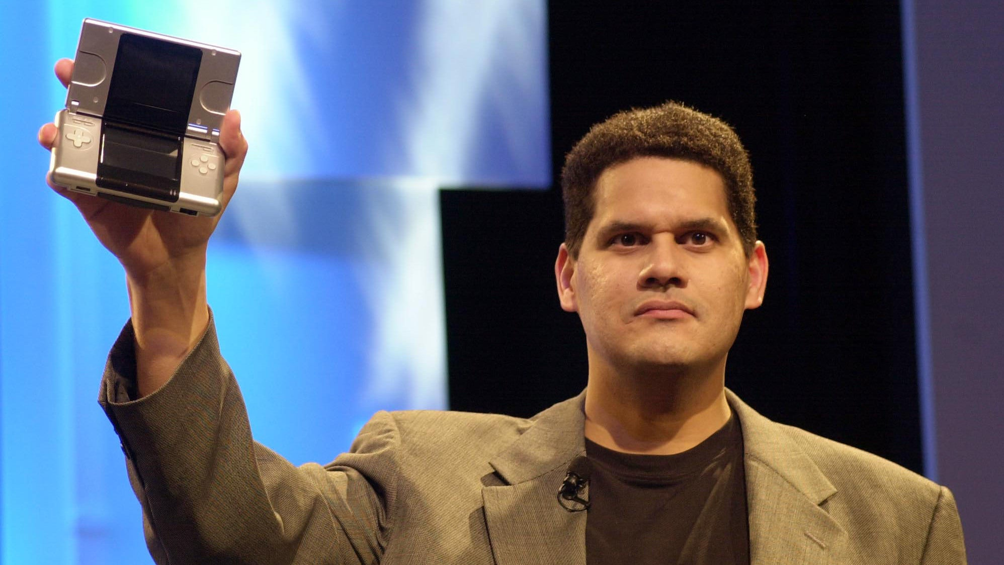 How Reggie Fils-Aime Became A Nintendo Legend