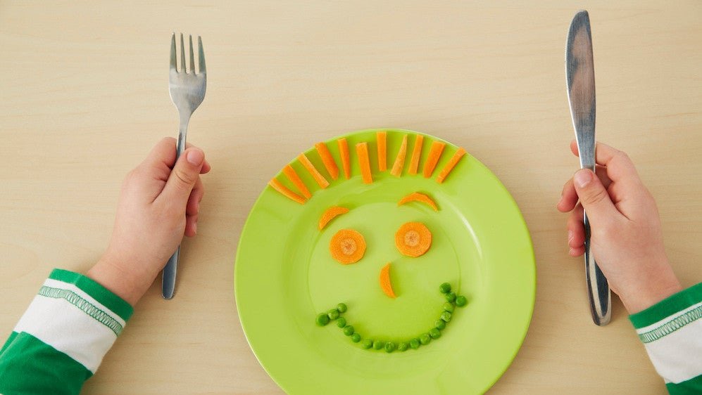 A Dietitian's Hacks For Feeding Picky Children