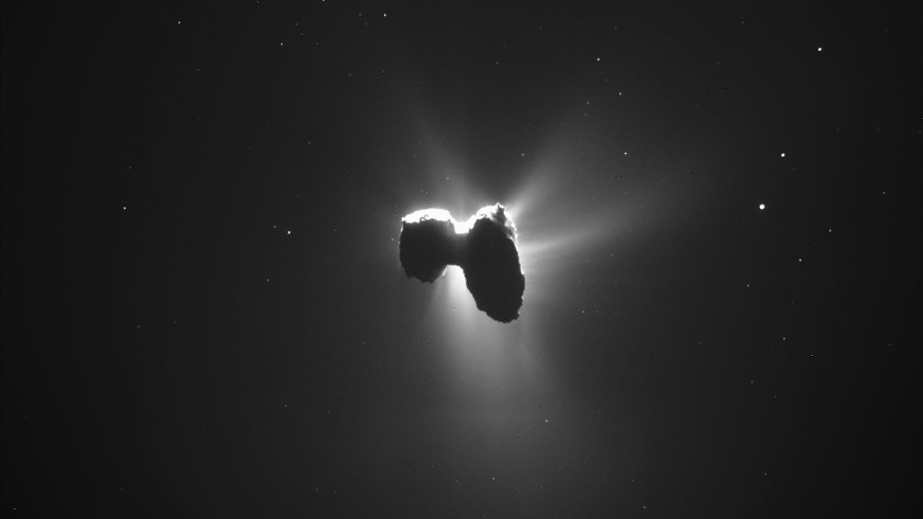 astronomy comet-67p comets european-space-agency missions rosetta-mission space
