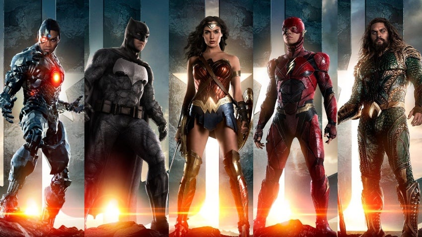 Justice League Trailer Unites The Team And World