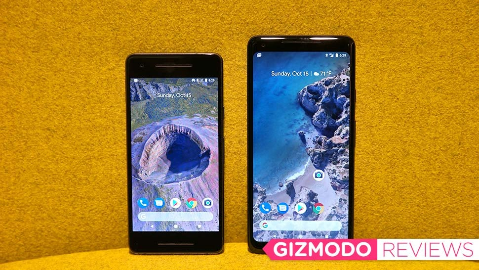 Google Pixel 2: The Gizmodo Review