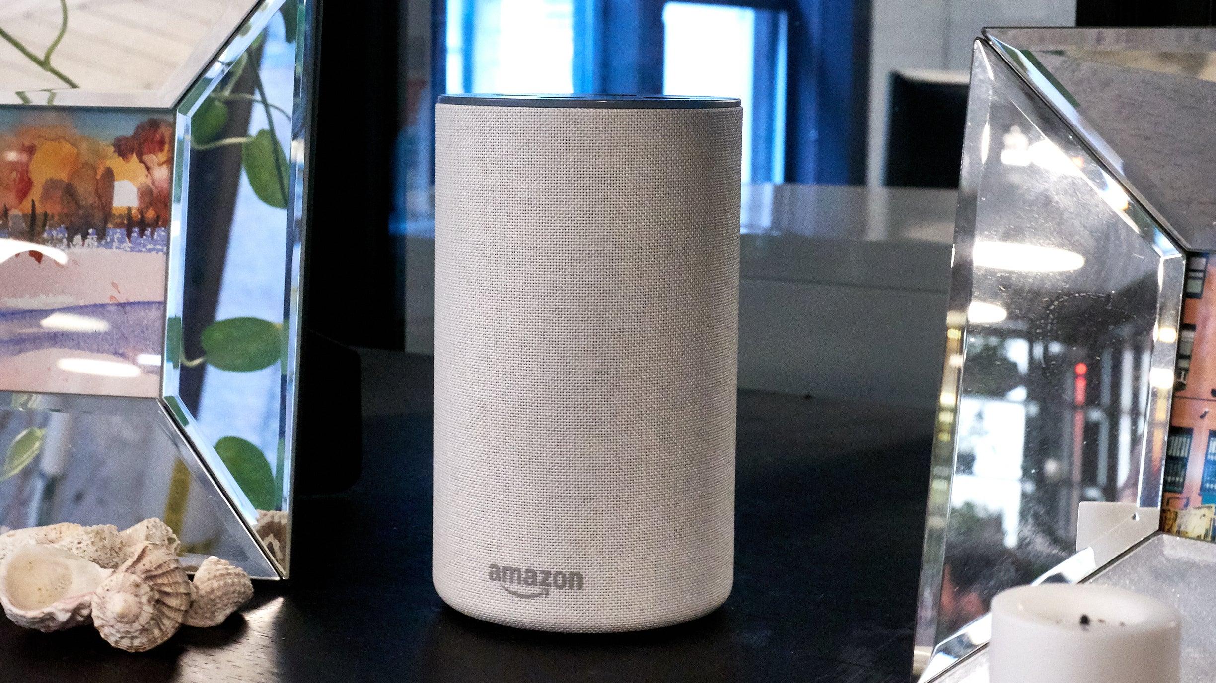 Amazon Confirms Alexa Heard A Couple's Background Conversation As A Command To Record Them