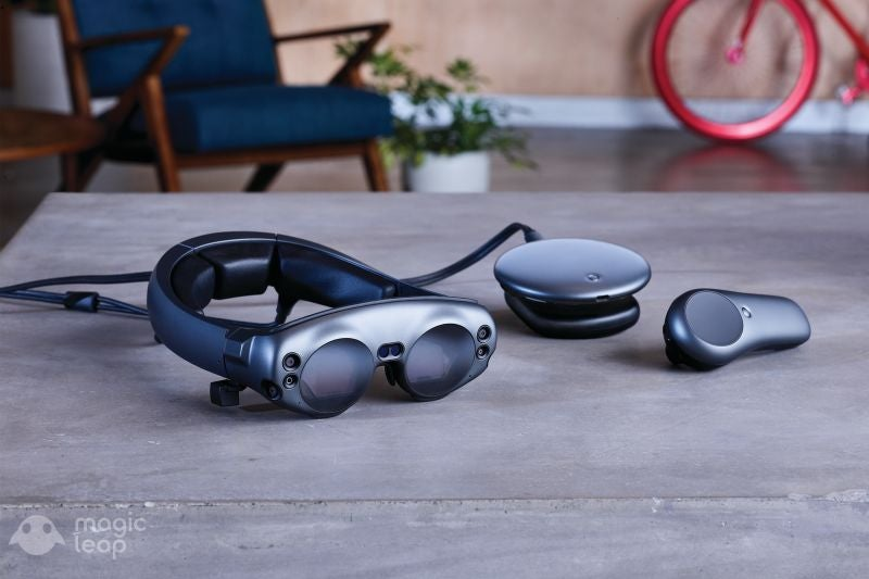The Magic Leap Con
