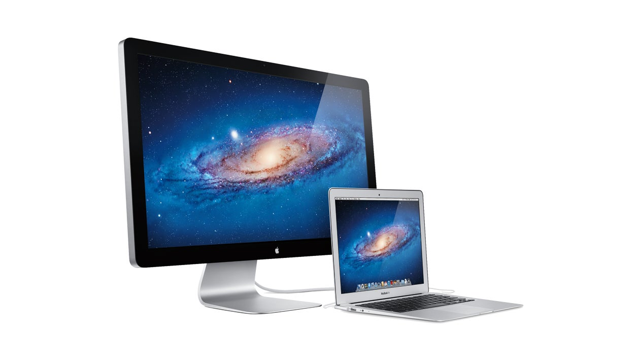 apple thunderbolt-display