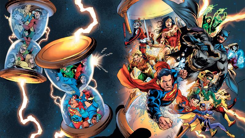 dc-comics dc-rebirth marvel-comics panel-discussion watchmen