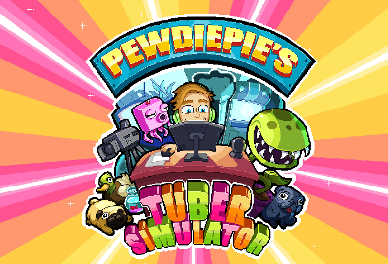 mobile-gaming pewdiepie pewdiepies-tuber-simulator tuber-simulator youtube
