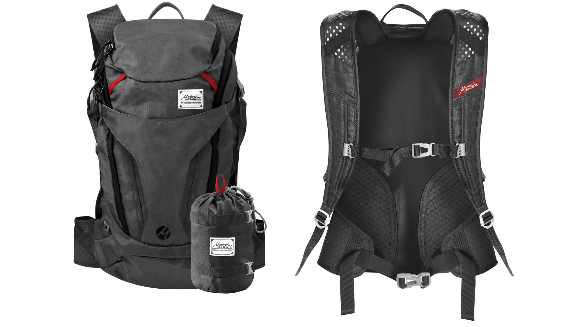 A Packable Adventure Backpack That Can Comfortably Carry Loads Of Weight